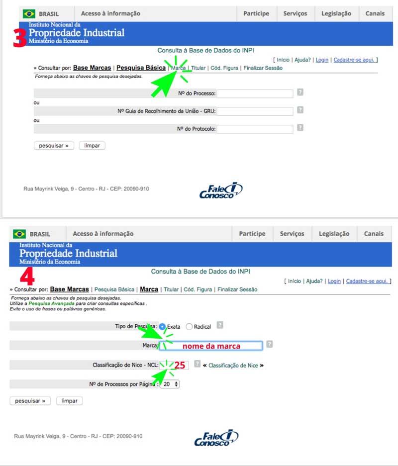 comprobar disponibilidad de marca en brasil