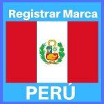 Registrar una marca en inapi de perú